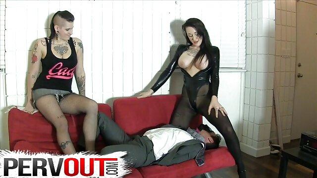Penthouse Pet Jelena Jensen hentay subtitulado al español y Sensual Jane Eat Pussy!